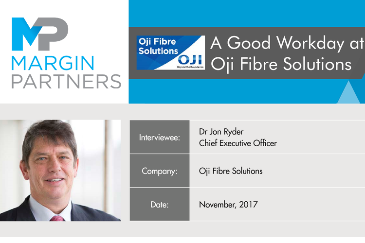 A Good Workday at Oji Fibre Solutions